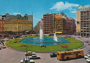 Greece Athens Omonia Concord Square