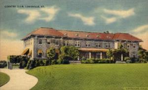 Country Club Louisville KY unused