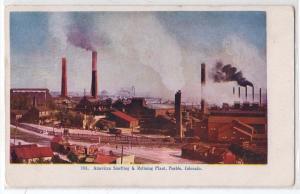American Smelting & Refining Plant, Pueblo CO