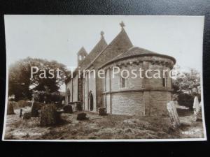 c1936 RPPC - Kilpeck Church