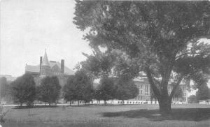 Cedar Falls Iowa State Normal School (University of Northern Iowa)~c1910 Pc