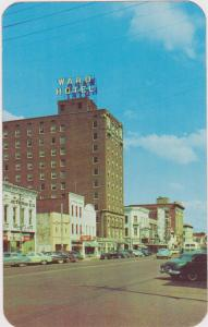 FORT SMITH ,  Arkansas,1950-1960s ; Business section street view