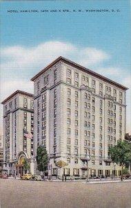 Hotel Hamilton Washington D C 1944