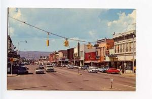 Montrose CO Street View Old Cars Rexall Drugs Vintage Store Fronts Postcard