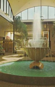 Mississippi Biloxi Edgewater Plaza Mall Fountain