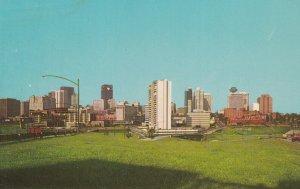 ATLANTA, Georgia, 1950-1960s; Atlanta's Downtown Skyline
