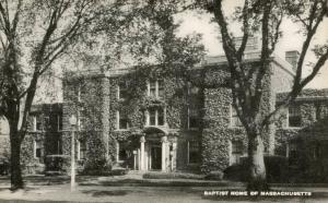 MA - Kingston. Baptist Home of Massachusetts