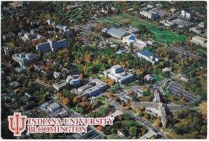 US Indina University, Bloomington . unused.