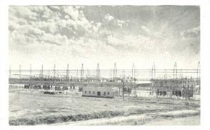 Switchyard Of The Santee-Cooper, Hydro-Electric & Navigation System, Moncks C...