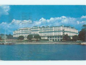 Pre-1980 GRISWOLD HOTEL Groton Connecticut CT W6125