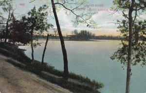 GRAND RAPIDS, Michigan, PU-1908; Grand River