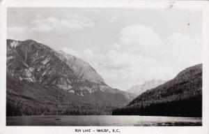 RP  Bird's Eye View of Bon Lake, Nakusp, British Columbia, Canada, PU-1955