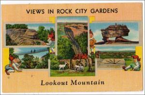 TN - Lookout Mt. Rock City