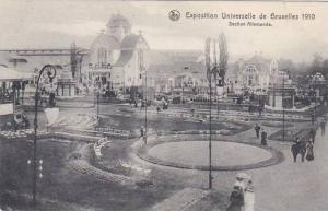 Exposition Universelle Bruxelles 1910 Section Allemande