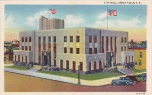 South Dakota Sioux Falls City Hall