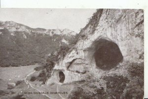 Derbyshire Postcard - Dovedale - Doveholes - Ref 16325A