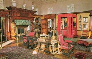 11024 Mr Vanderbilt's Bedroom, Biltmore House, Asheville, North Carolina