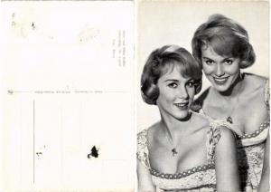 CPA Alice & Ellen Keßler. FILM STAR (559520)