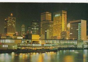 CHINA (Hong Kong) , 1981 ; New Commercial Center at night