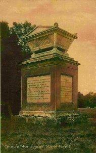 Stoke Poges Gray's Monument Postcard