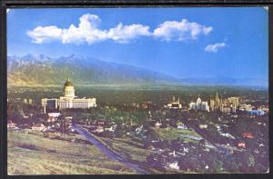 Bird's Eye View,Salt Lake City,UT BIN