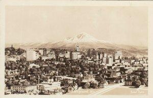 RP: SEATTLE , Washington , 1940s , Panorama #3