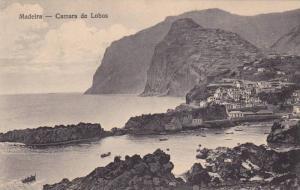Camara De Lobos, Madeira, Portugal, 1900-1910s