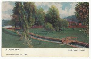 SMITH'S FALLS , Ontario , 1906 ; Victoria Park