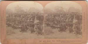 SV: IMUS , Luzon , Philippines , 1900 ; 4th Infantry Boys
