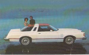 Ford - 1977 Tunderbird Unused