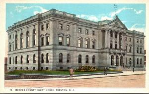 New Jersey Trenton Mercer County Court House