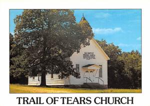 Trail of Tears Church - Georgia