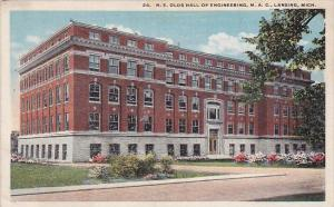 Michigan Lansing R E Olds Hall Of Engineering M A C