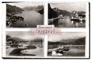 Old Postcard Remembrance Annecy