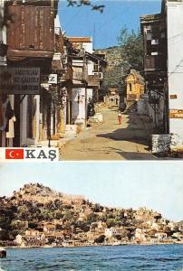 Turkey Kas Antik Simena Kenti Kekova