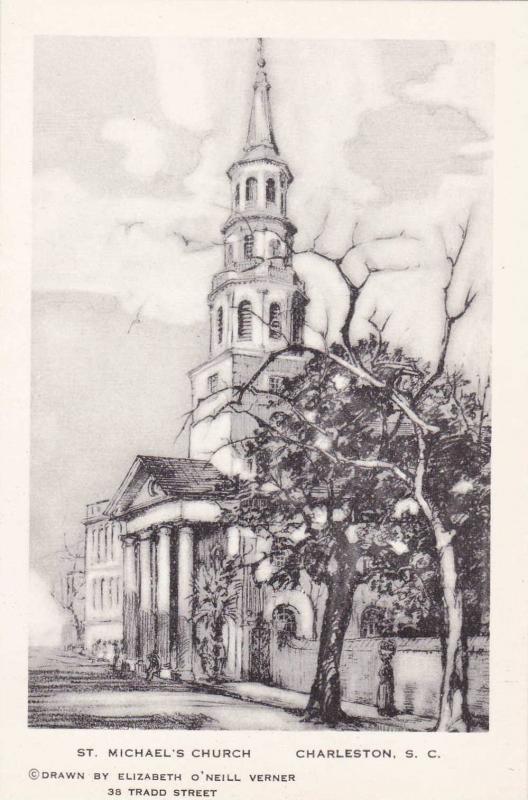St.Michael's Church, Charleston, South Carolina, 00-10s