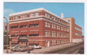 Billy Graham Evangelist Building Minneapolis Minnesota postcard