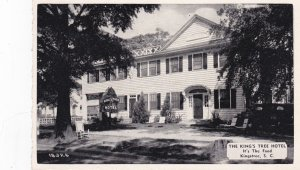 The King's Tree Hotel, KINGSTREE , South Carolina, PU 1941