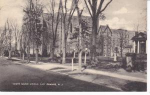 EAST ORANGE, New Jersey, 1900-1910s; South Munn Avenue