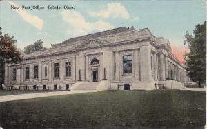 New Post Office, TOLEDO, Ohio, PU-1912
