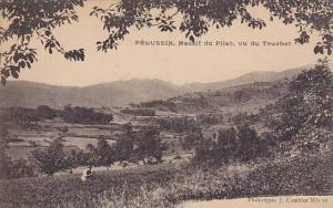 Pélussin , Loire department in central France , 00-10s
