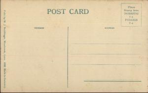 Clinton CT Bushnell Stenes Homestead c1910 Postcard