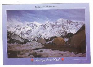Langtang Base Camp, NEPAL , 70-90s