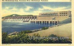 Chickamauga Dam - Chattanooga, Tennessee