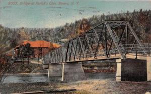 10206  NY  Elmira    Bridge at Rorick´s Glenn