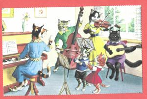 Alfred Mainzer, Inc. - No. 4929 - Dressed Cats