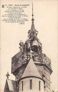 France  Dijon     Horloge de Jacquemart  Clock Tower