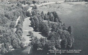 Aerial View Of Y M C A Camp Billings Fairlee Lake Ely Vermont Artvue