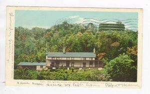The Craven House and Point Lookout, Lookout Moutain,Tennessee,PU-1905