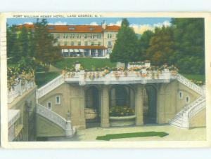 Fort William Henry Hotel Adirondacks - Lake George New York NY HQ4643